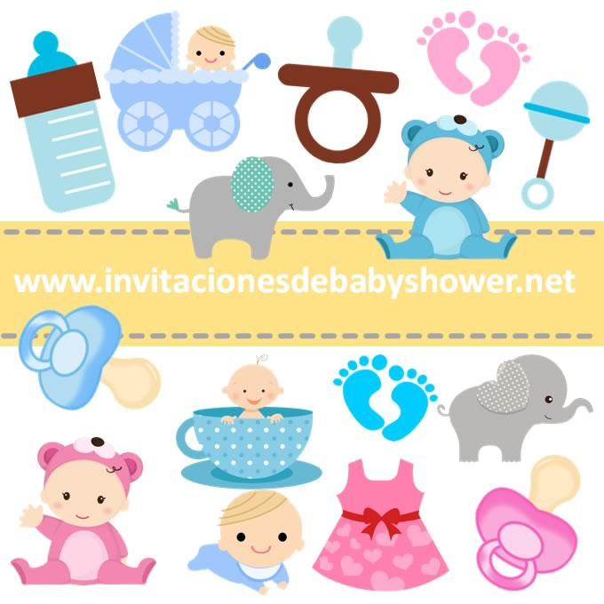 Imagenes baby Shower Foto
