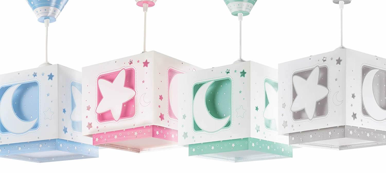 iluminar el Cuarto Dormitorio del bebé