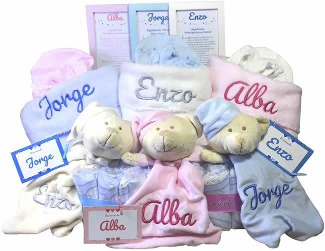 regalo para baby shower Personalizada